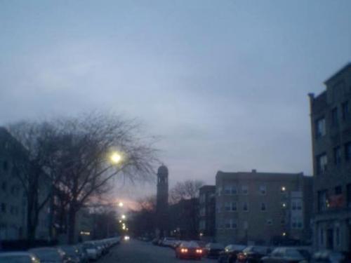 Loyola Ave (Retouched)